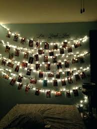 wall string lights for bedroom decor designs the best