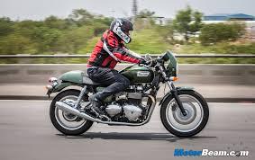 2016 triumph thruxton first ride review