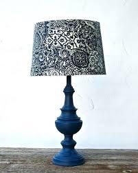navy blue table lamp shade navy blue chandelier shades navy blue table lamp shade navy blue
