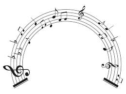 24c4ae20275215103c8168778e881c9d ring or clunk? coloring, circles and awesome on printable music note cake topper