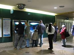 Orca Vending Machine Enchanting Making It Easier To Get An ORCA Card