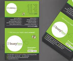 pharmacy design company elegant playful pharmacy flyer design for a company by ravi_k5