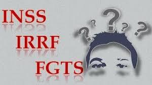 Resultado de imagem para  Incidência de INSS, FGTS e IRRF? Confira!