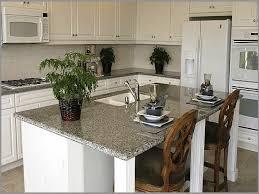luna pearl granite white cabinets