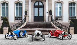 The cars were built between 1934 and 1940 with only 710 produced. Bugatti Baby Ii The Little Car Company Junior Cars Bugatti Baby