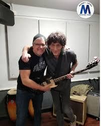 "Mickey Leigh on Twitter: ""messin around with pat carpenter #mickeyleigh  #punk #rock #music #mutatedmusic #band #musiclover #lyrics #punk #punkrock  #nyc #rocknroll #album #woodstock #pajamazon #thecolony…  https://t.co/xZlRAKtWg4"""