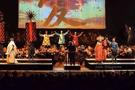 A Standing Ovation For Opera Naples Production Of Turandot