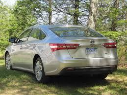 Image: 2013 Toyota Avalon Hybrid, Catskill Mountains, NY, May 2013 ...