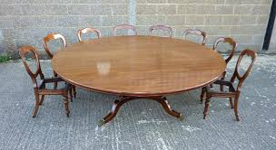 round dining table for 12 tables 120 inches long