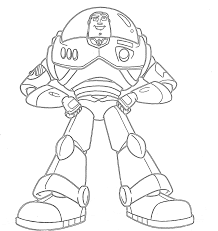 Small Picture Toy story buzz lightyear coloring pages ColoringStar