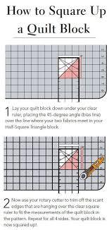 Quilting Essentials: Squaring up Quilt Blocks | Squares and Tutorials & Quilting Essentials: Squaring up Quilt Blocks Adamdwight.com