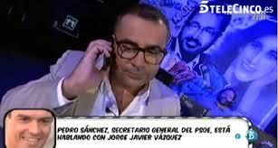 Sánchez, sobre su llamada a 'Sálvame': «Hay que estar donde están los ciudadanos»