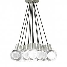 mina 11 light chandelier by tech lighting