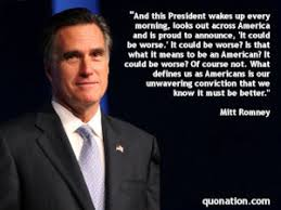 Famous quotes about 'Romney' - QuotationOf . COM via Relatably.com