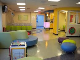 Design Ideas To Decrease Wait Times In The Doctor's Office Waiting Custom Medical Office Waiting Room Design