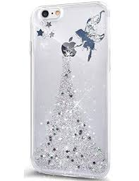 Surakey Cover Compatibile Per Iphone 7iphone 8 Glitter Bling