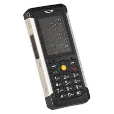 Cat B100 128MB Ruggedized Feature Phone ...