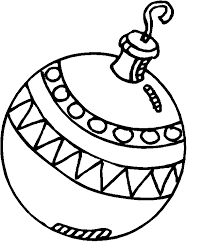 Small Picture christmas ball coloring page Coloring Pages Activities