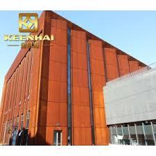 Cor ten steel Weathering Steel Corten Steelproducten Cortenstaal Metalen Gordijnmuur External Works China Corten Staalproducten Fabrikanten En Leveranciers Corten