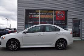 Used 2016 Mitsubishi Lancer GTS AWD TOIT OUVRANT in Amos - Used ...