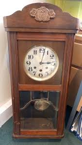 westminster chimes wall clock antique wall clock with chime working loads more vintage clocks in the westminster chimes wall clock
