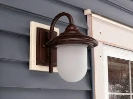 flashing for an outdoor light fixture box