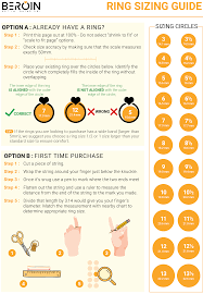 Bracelet Size Chart Mm Size Guide Beroin
