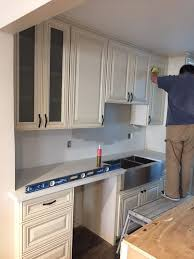 photo of oceanside builders woodland hills ca united states kitchen cabinet install