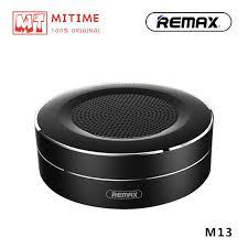 REMAX <b>portable</b> speaker <b>M13</b> mini <b>wireless bluetooth</b> speaker ...
