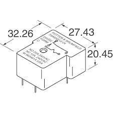 t9as1d12 12 te connectivity potter brumfield relays relays product overview