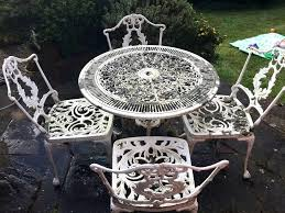 white wrought iron garden furniture. Charming Iron Mesh Patio Furniture Ideas White Metal Garden Table And Chairs Outdoor Wrought X.