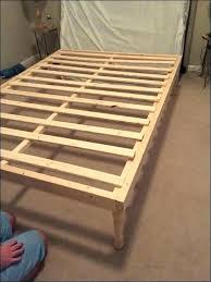 Queen Size Slats Queen Size Bed Detachable Large Wood Slats Metal ...