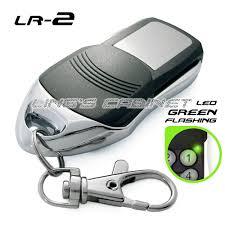 LR-2] Chamberlain LiftMaster 433XE Billion Code Compatible Remote ...