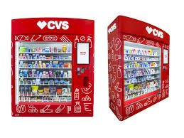 Used Vending Machines Ireland Mesmerizing CVS Pharmacy Introduces Healthandwellness Vending Machines