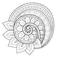 Mandala Coloring Pages For Kids Mandala Coloring Pages Printable