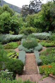 a herb garden can be as large or as small as you need it to be in fact start small and let the garden grow as your own interest in herbs grows