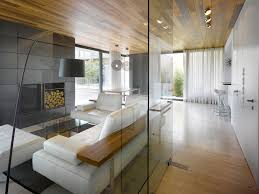 Wood Design Living Room Living Room Perfectly Stylish London Home With A Suspended Bedroom