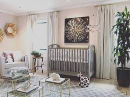 Nursery For The Baby Daughter Of Jeff Lewis And Partner Gage Edwards.