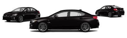 subaru wrx 2016 black. 2016 subaru wrx awd sti limited 4dr sedan w wing spoiler research groovecar wrx black t