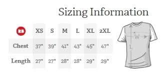 Redbubble Size Chart Redbubble Size Chart World Of Printables Menu Inside