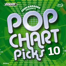 Cdg Dvd Zoom Pop Chart Picks Page 1 Karaokestar Ro