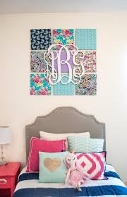 wall art teenage girls bedroom