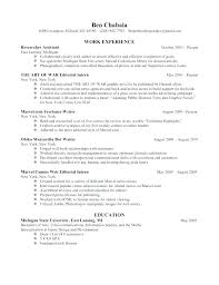 How To Write A Excellent Resume Gorgeous Academic Resume Template For Grad School Resume Template For