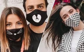 Las mascarillas higiénicas y estampadas que ya puedes encontrar en las  firmas de moda | El Comercio