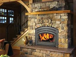fireplace wood stoves wood stove replace gas fireplace