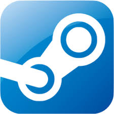 Web 2 blue steam icon - Free web 2 blue site logo icons - Web 2 blue ...
