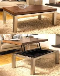 mesa de café diy