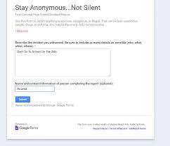 4chan Pranksters Use Google Forms To Target Schools In