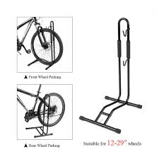 Bicycle Wheel Display Stand Bike Repair Park ing Floor Stand Bike Storage Bracket Bicycle 19