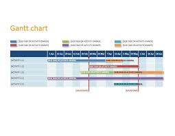 Monthly Gantt Chart Excel Template Free Download 36 Free Gantt Chart Templates Excel Powerpoint Word